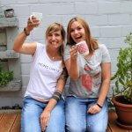 Podcast rund um Kinderkram und Kaffeeklatsch mit Juli und Kerstin