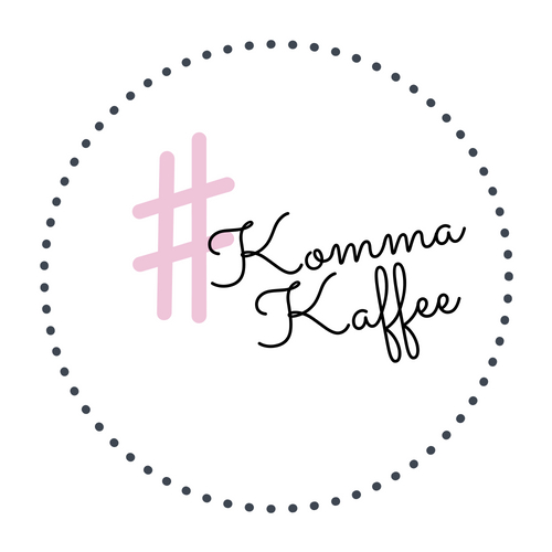 KommaKaffee Podcast Logo