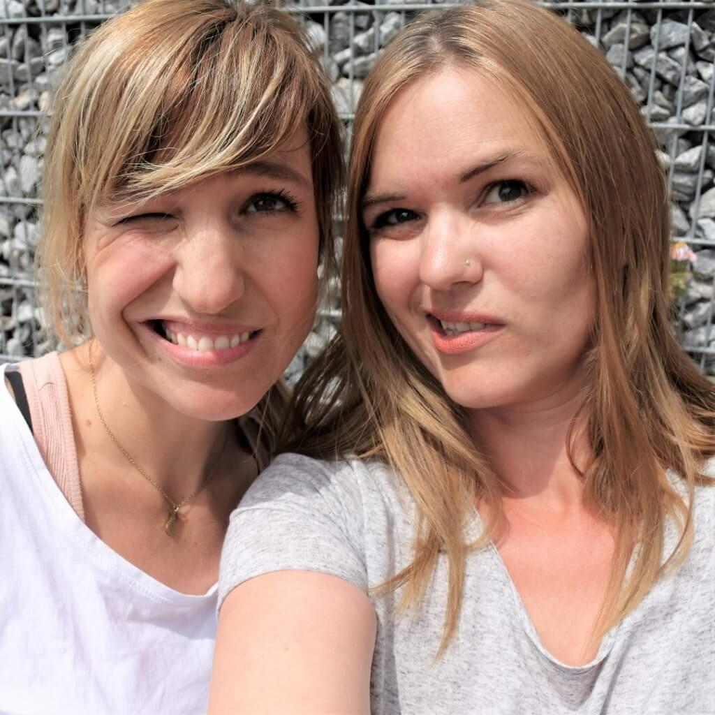 Kerstin & Juli von KommaKaffee Elternpodcast